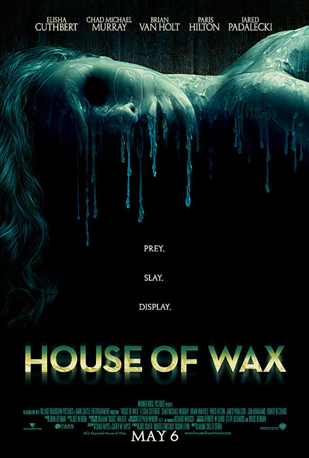 Poster for House of Wax (2005)
