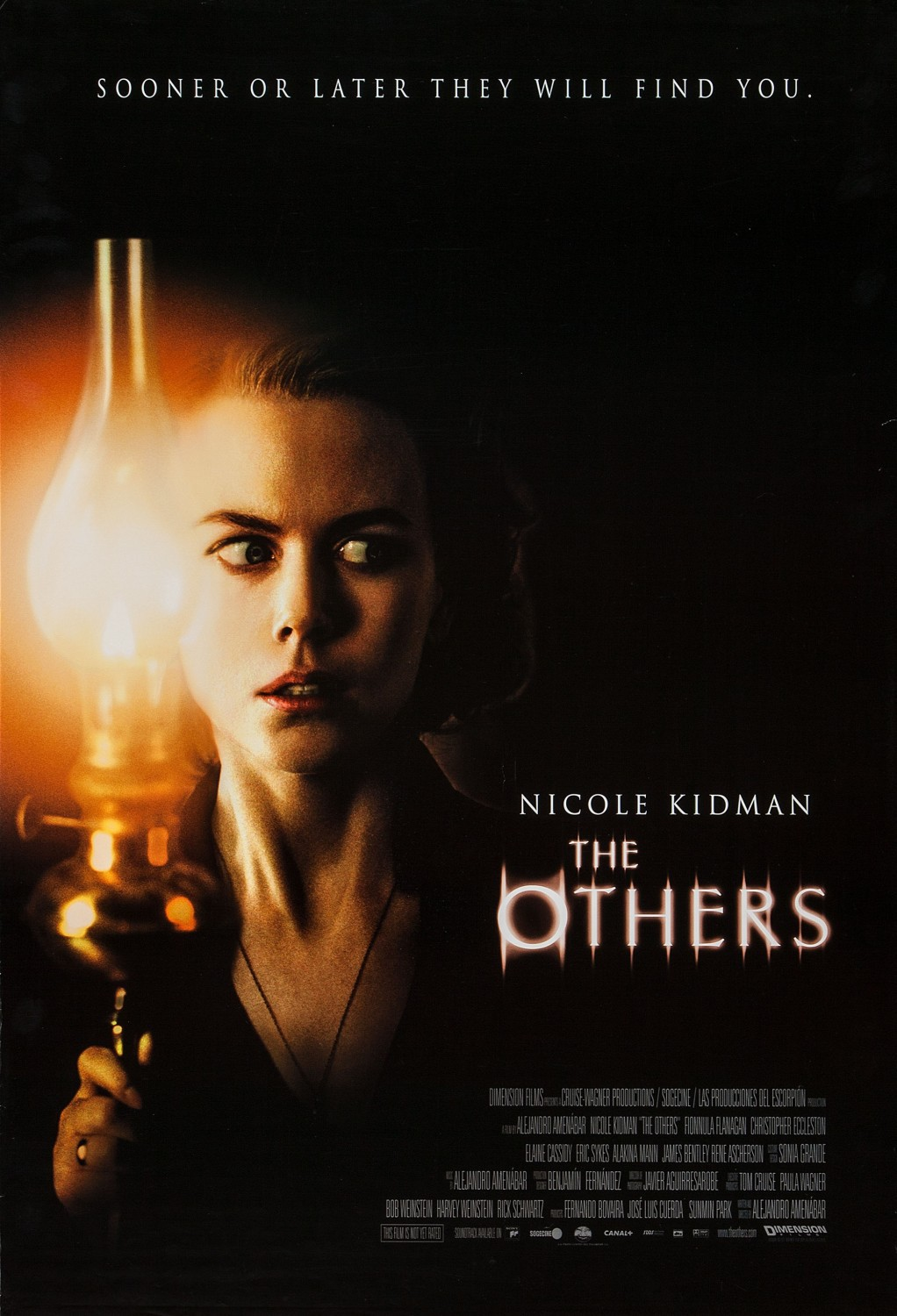 Poster for The Others