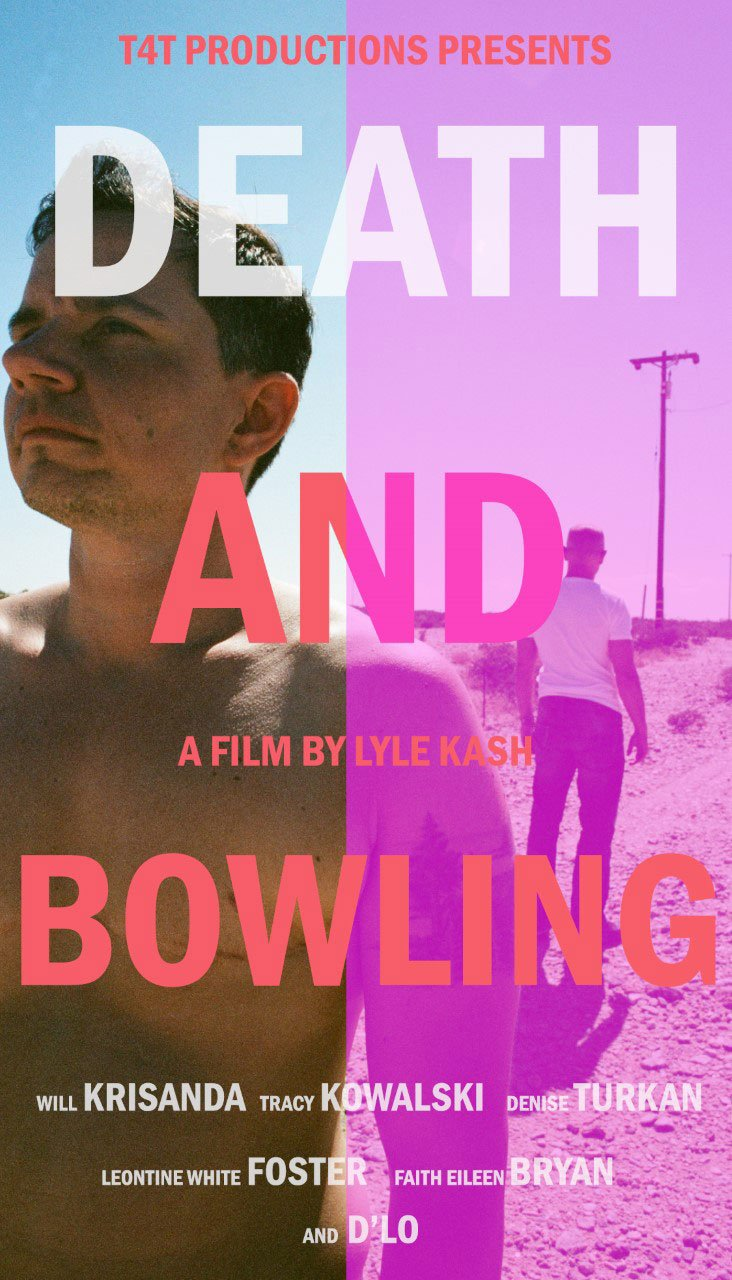 Poster for Death and Bowling