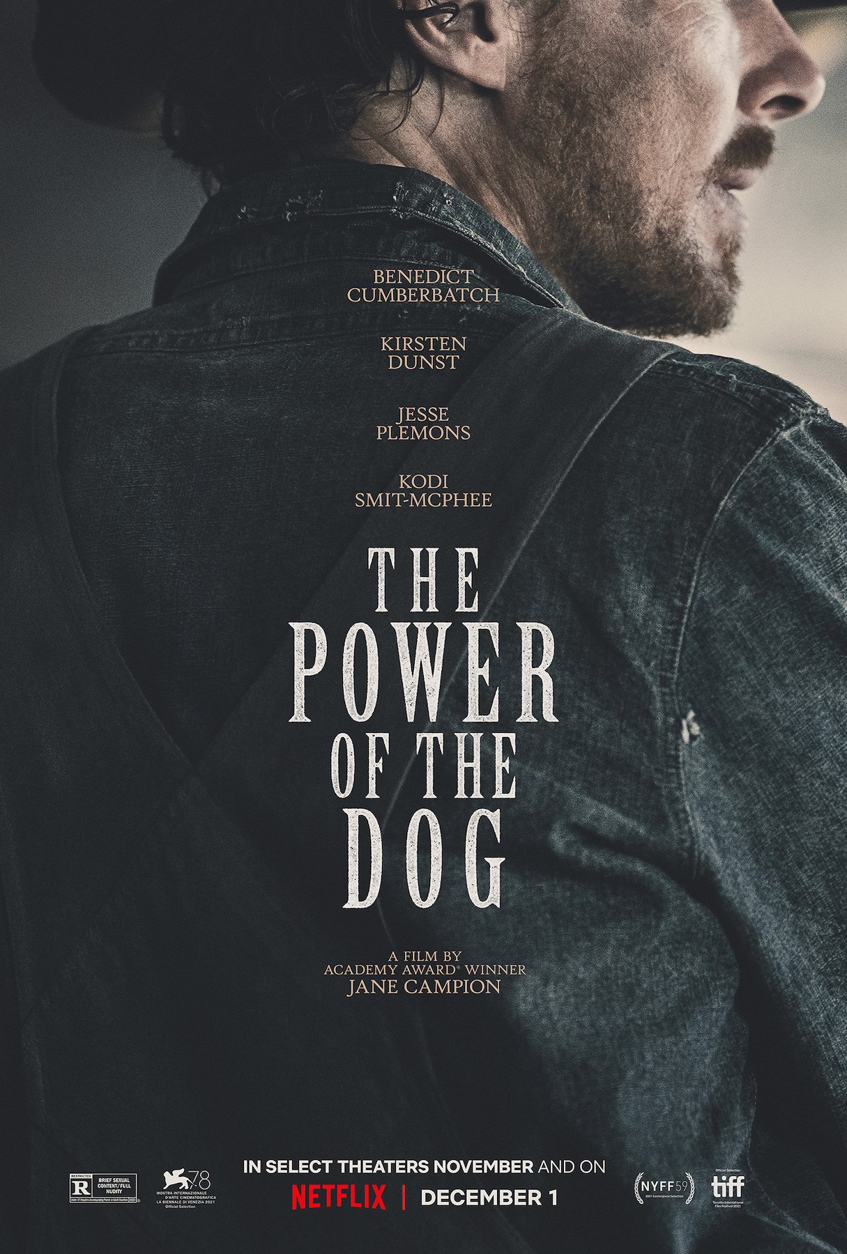 Poster for The Power of the Dog