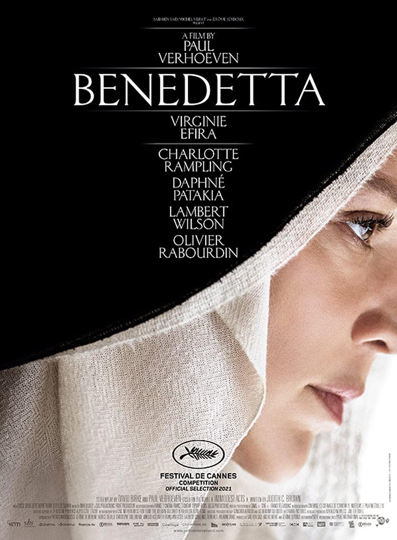Poster for Benedetta