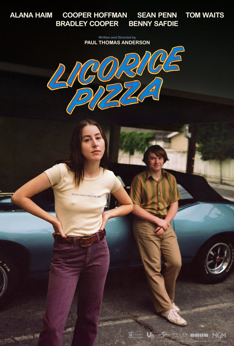 Poster for Licorice Pizza