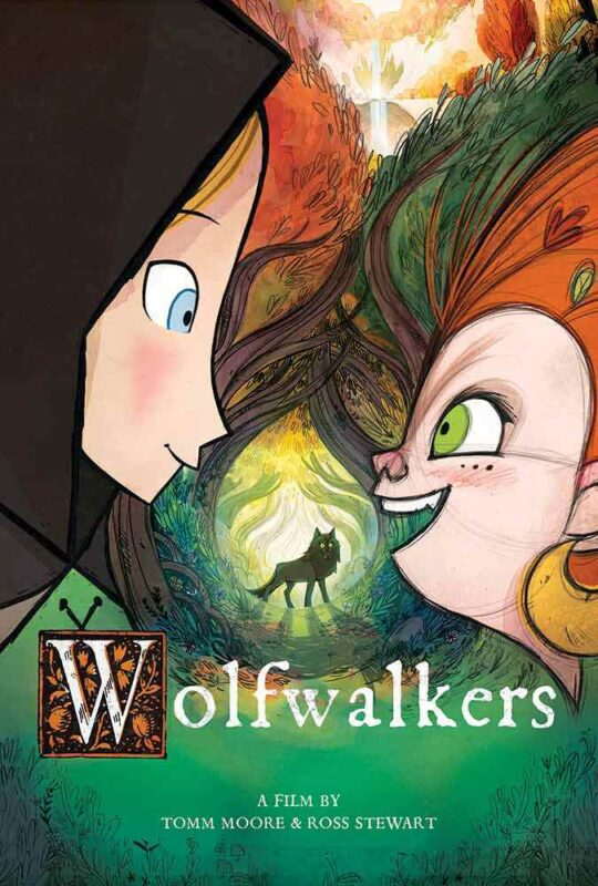 Poster for Wolfwalkers