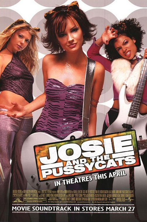Poster for Josie and the Pussycats
