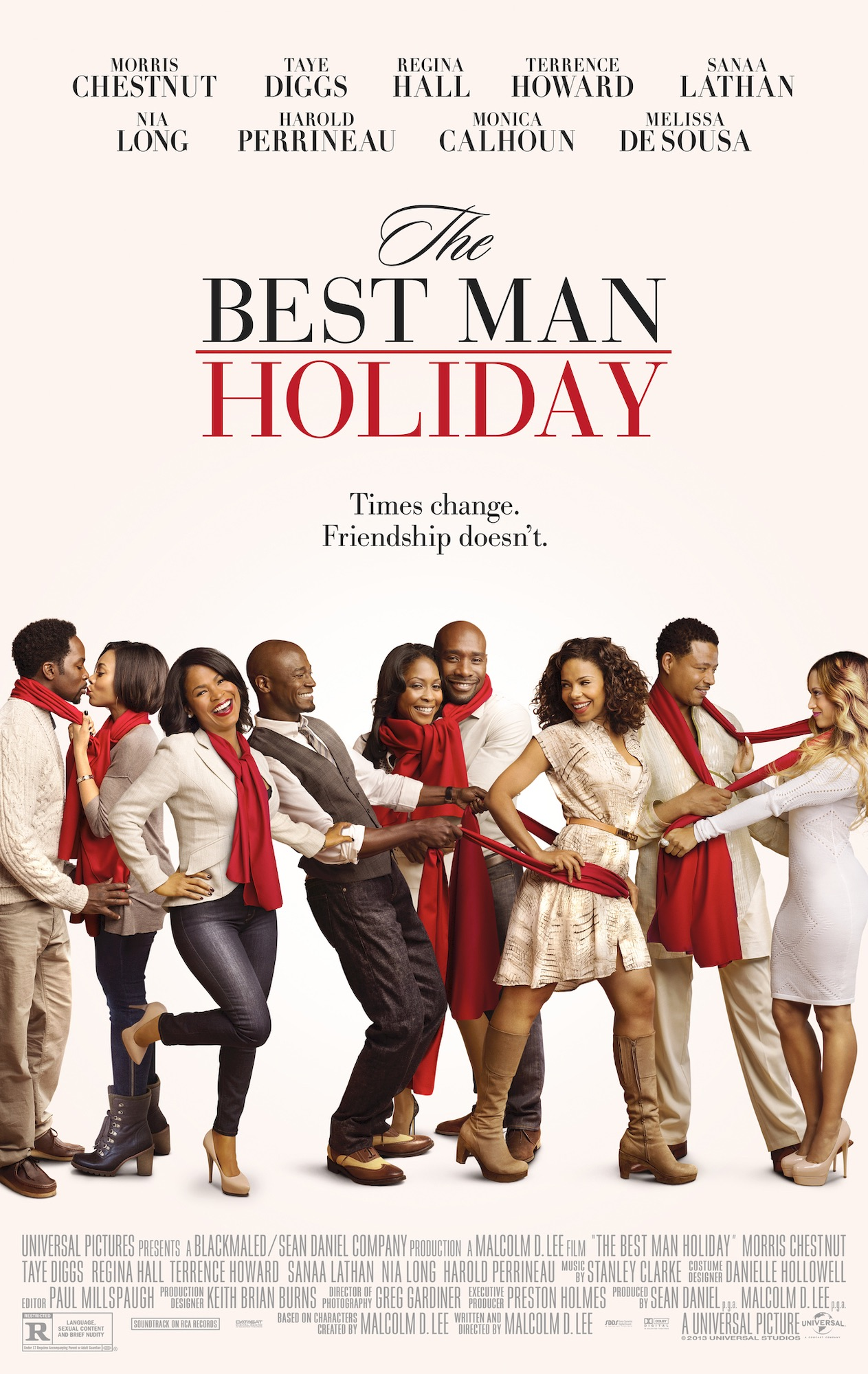 Poster for The Best Man Holiday