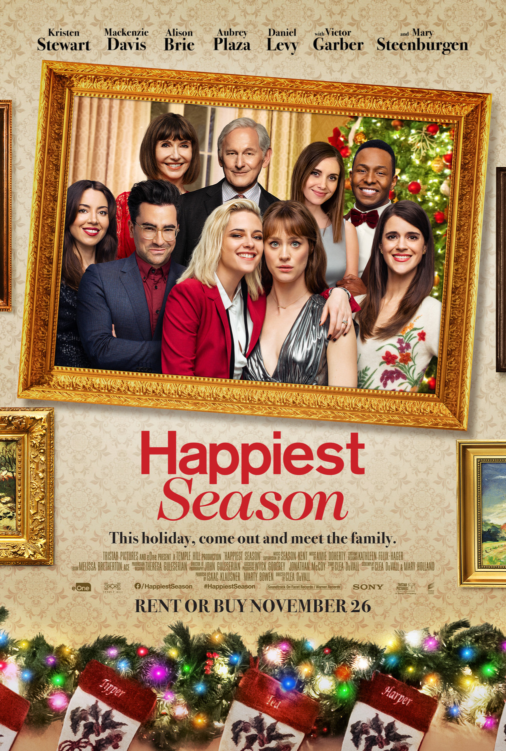 Poster for Happiest Season
