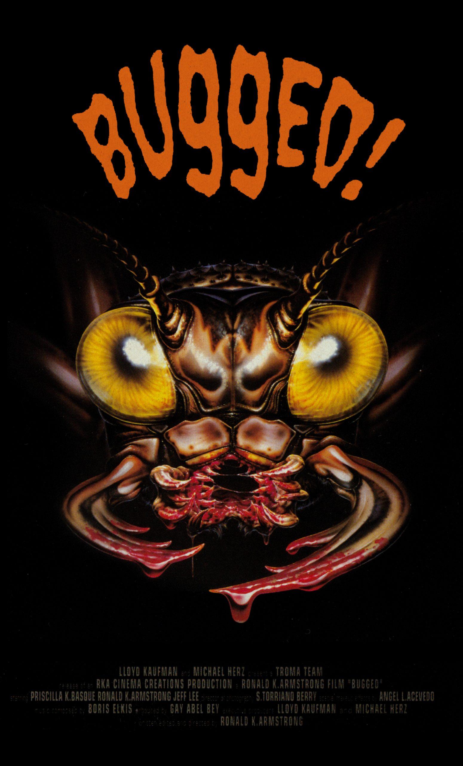 Poster for Bleeding Skull presents: Bugged!