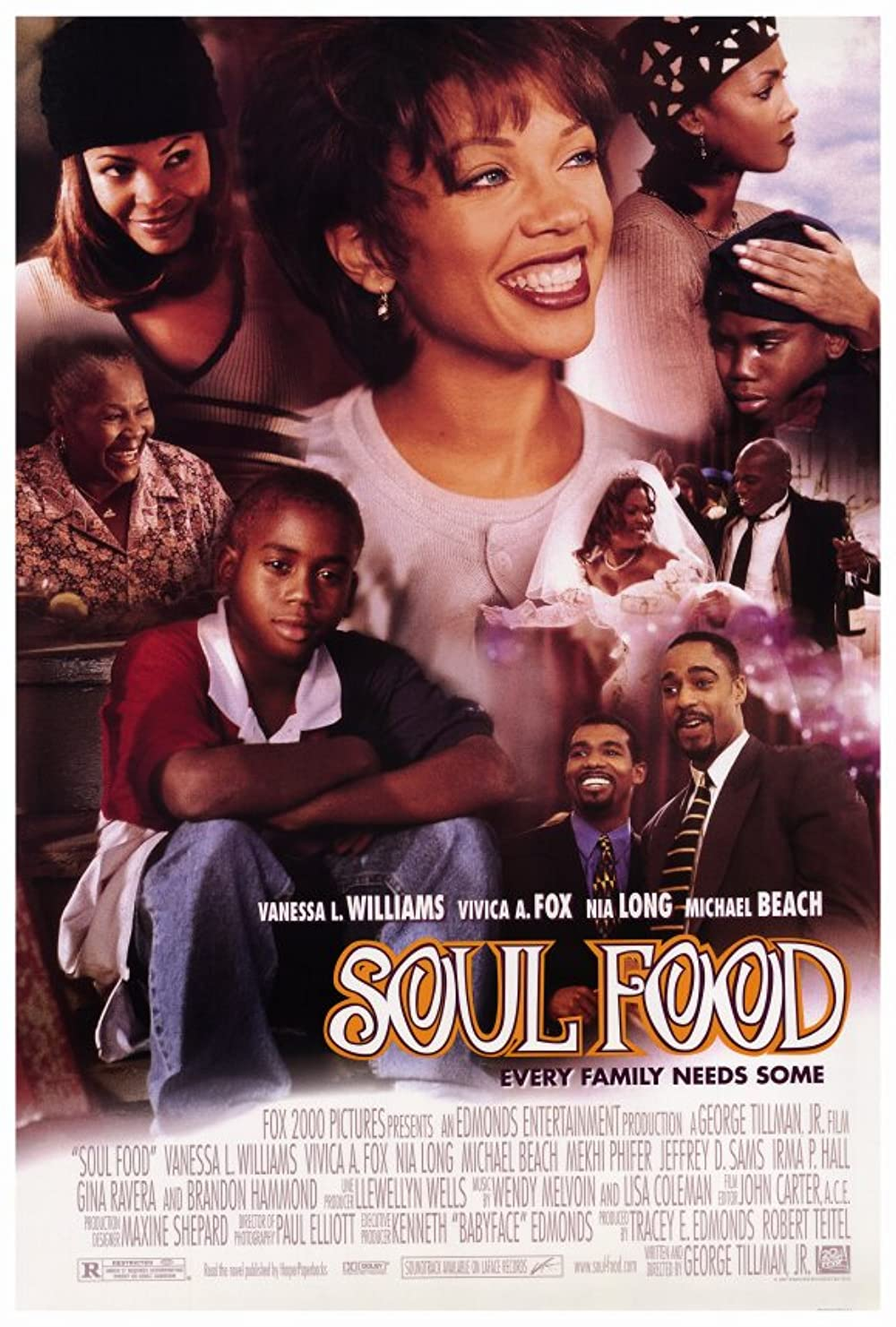 Poster for Soul Food