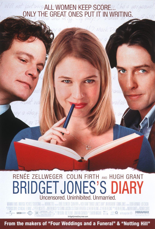 Poster for Bridget Jones' Diary