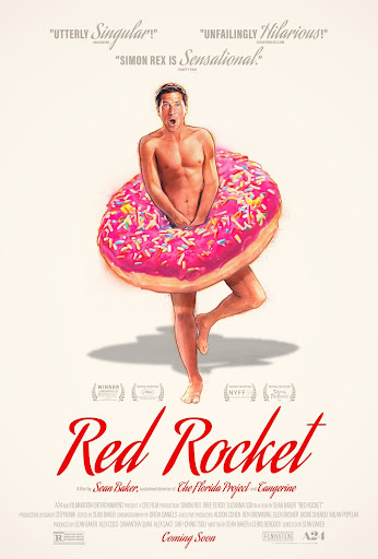 Poster for Red Rocket