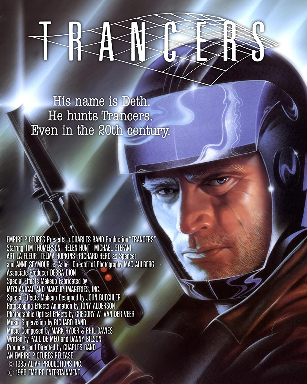 Poster for Trancers