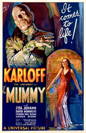 Poster for The Mummy (1932)
