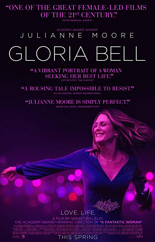 Poster for Gloria Bell