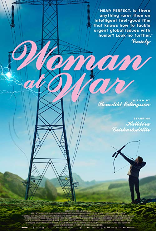 Poster for Woman At War