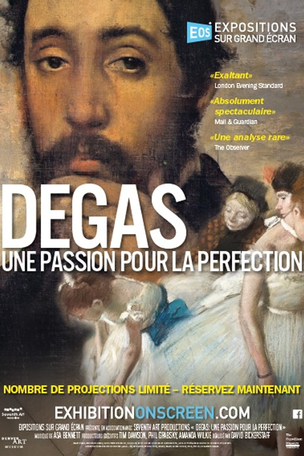 Poster for Degas- Passion For Perfection ()