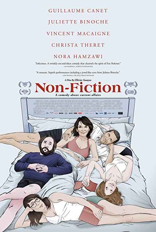 Poster for Non-Fiction