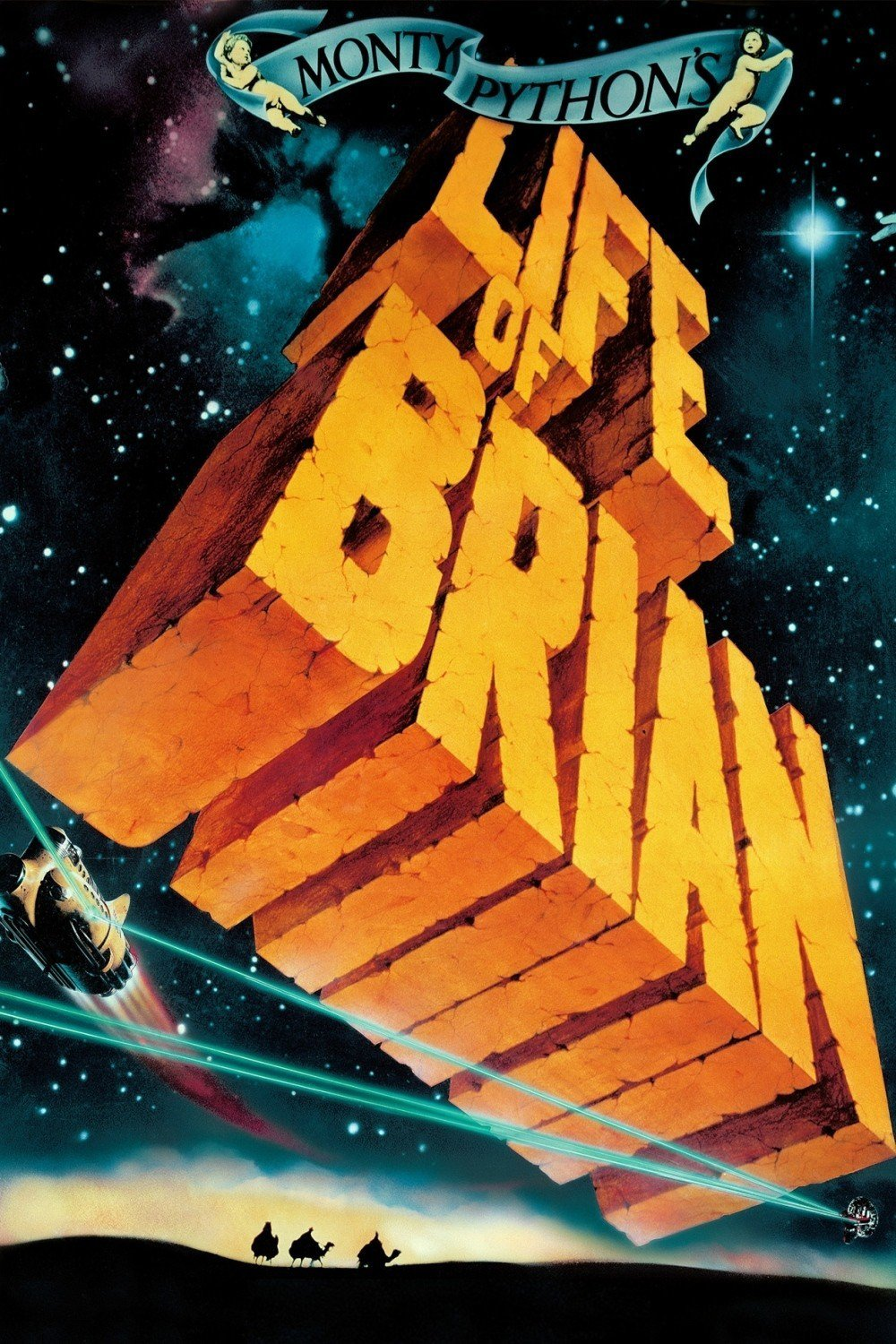 Poster for Monty Python's The Life of Brian