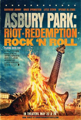 Poster for Asbury Park: Riot, Redemption, Rock and Roll