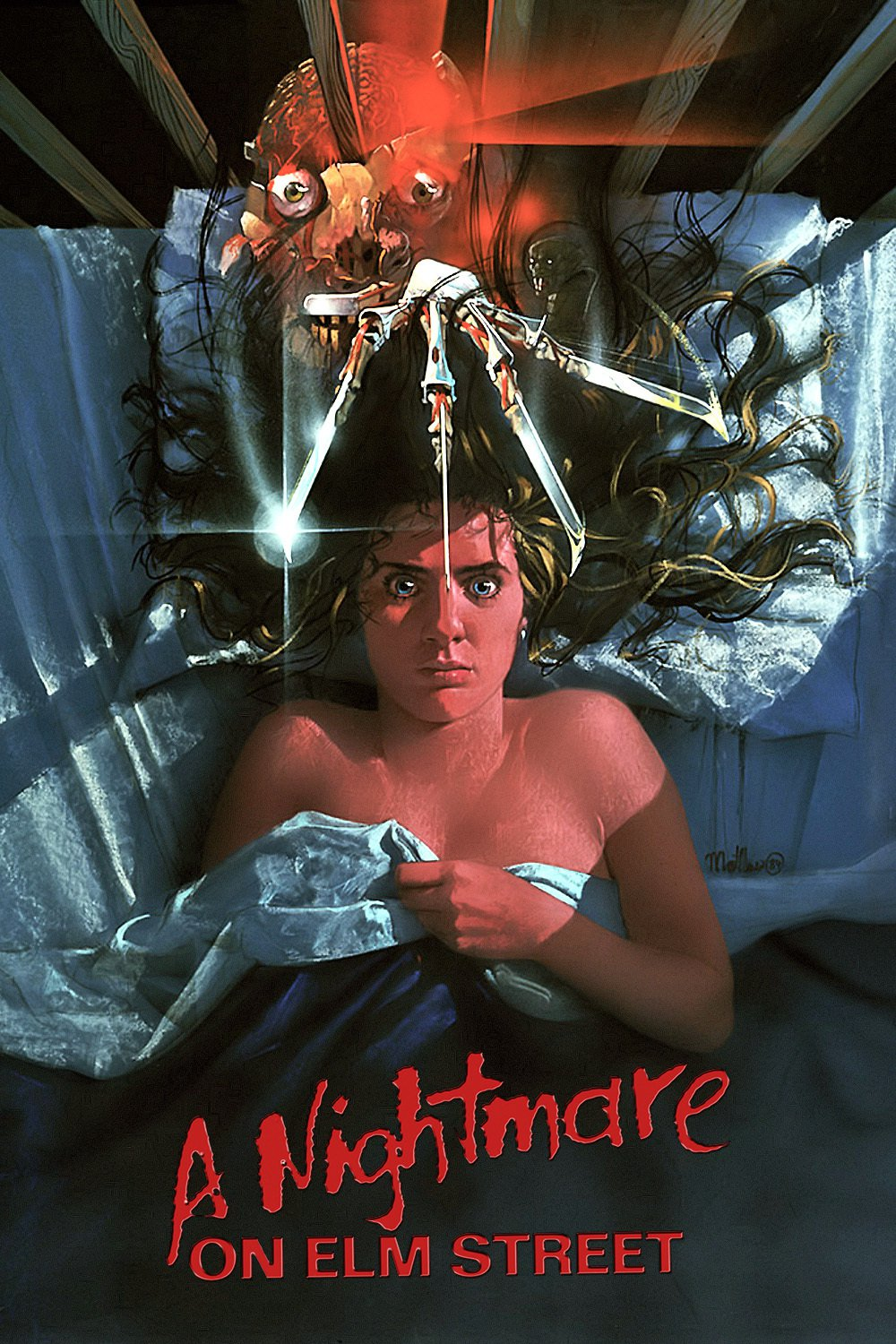 Poster for A Nightmare on Elm Street ()