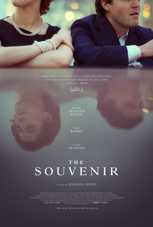 Poster for The Souvenir