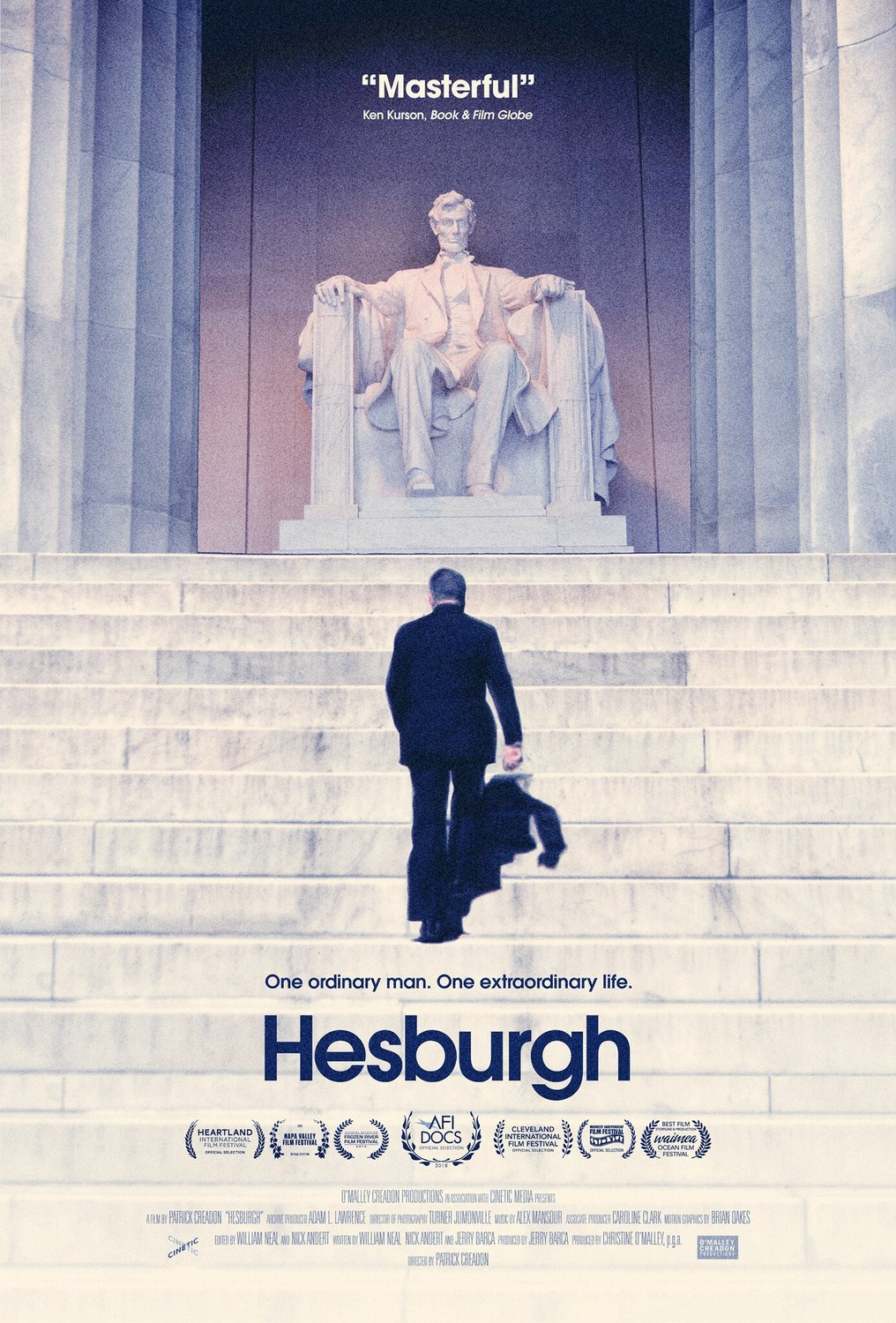Poster for Hesburgh