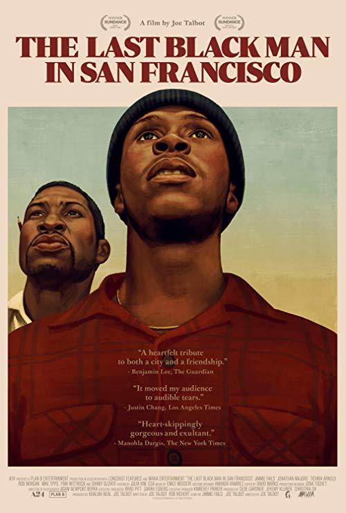 Poster for Last Black Man in San Francisco