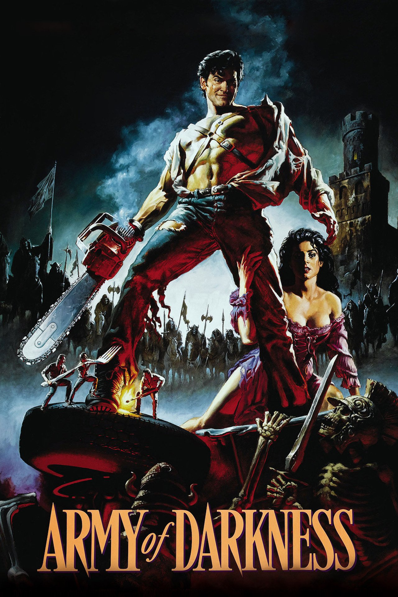 Poster for Army of Darkness