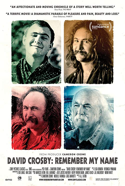 Poster for David Crosby: Remember My Name