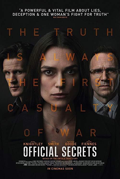 Poster for Official Secrets