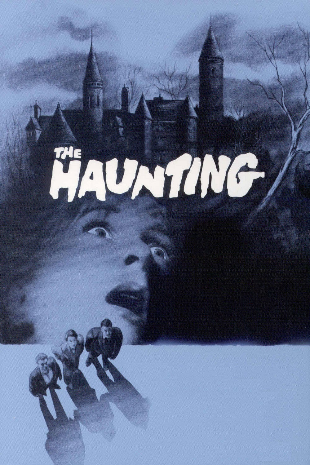 Poster for The Haunting (1963)