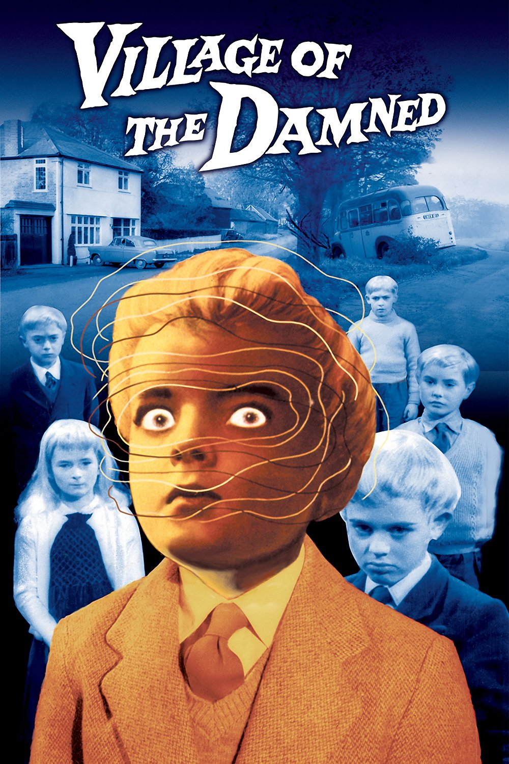 Poster for Village of the Damned