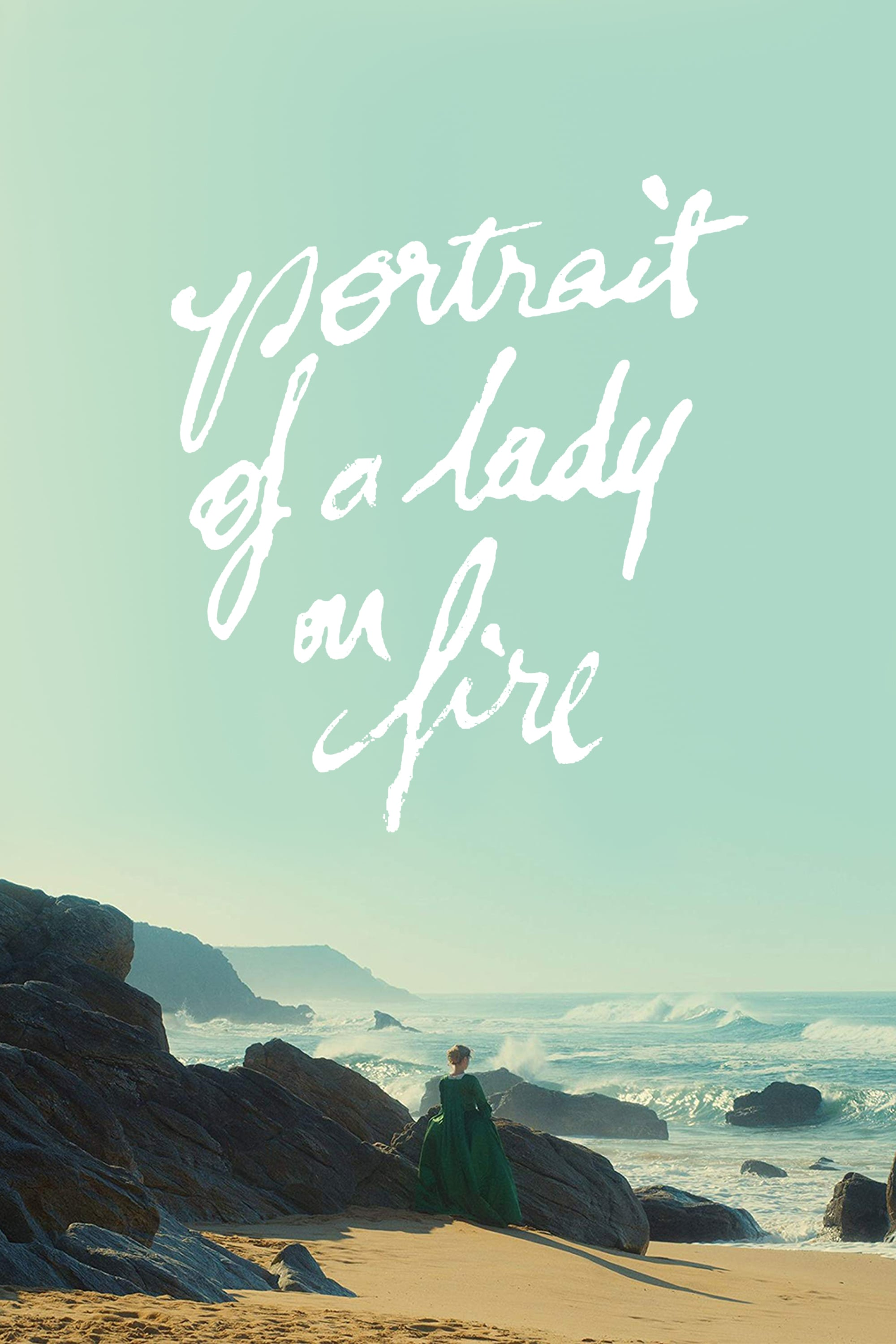 Poster for Portrait of a Lady on Fire