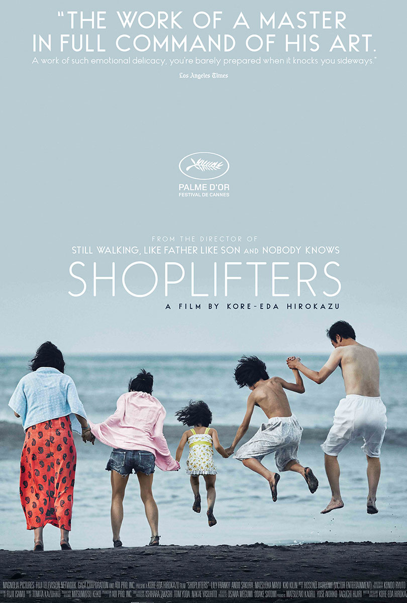Poster for Shoplifters