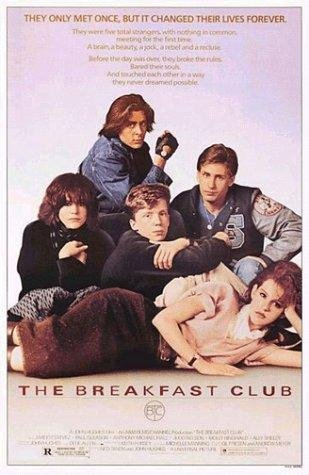Poster for The Breakfast Club (w/ Two Donuts & A Beermosa)
