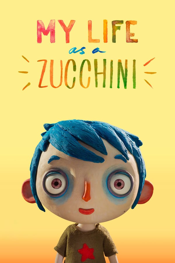 Poster for My Life as a Zucchini