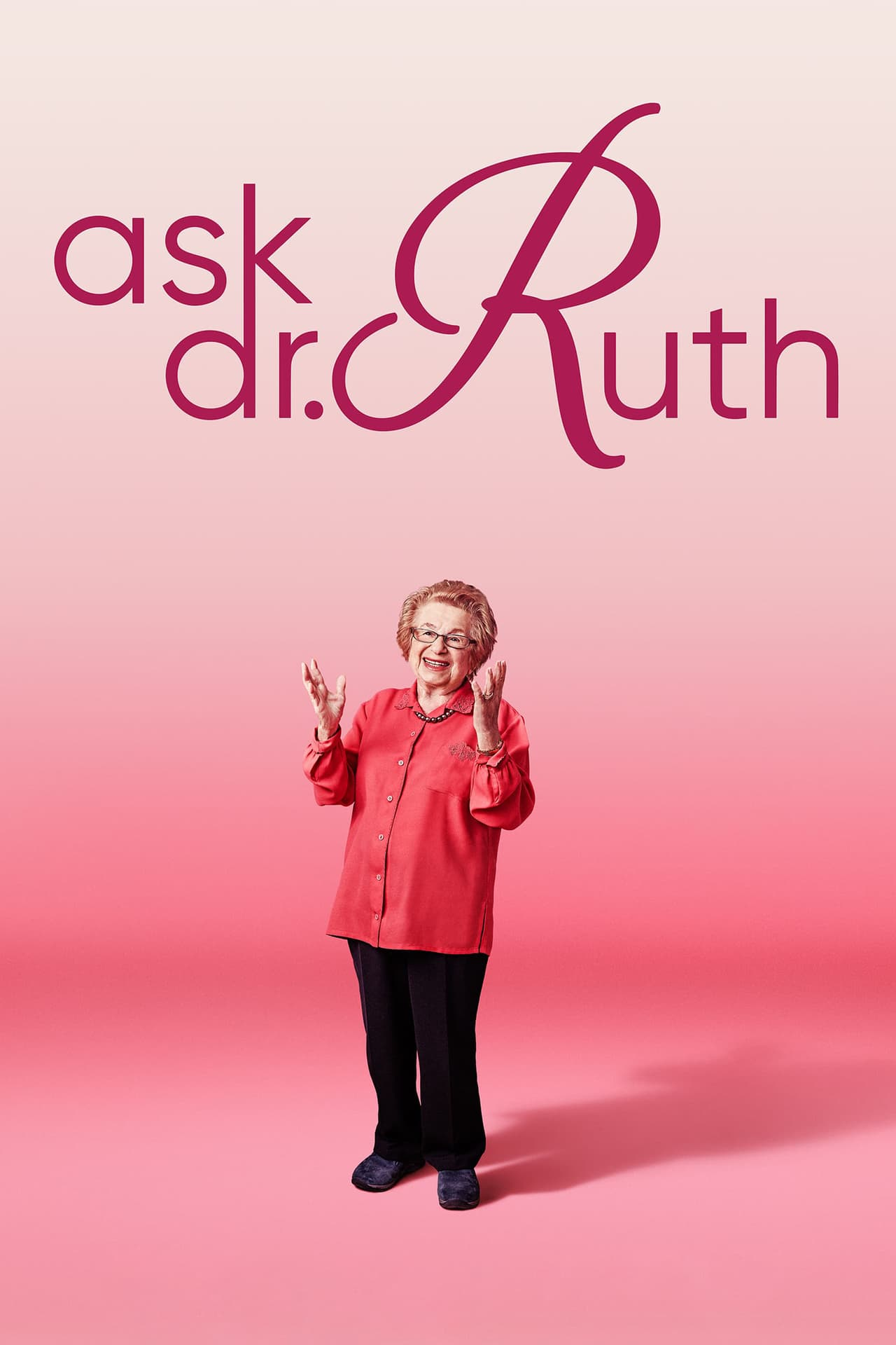Poster for Ask Dr. Ruth
