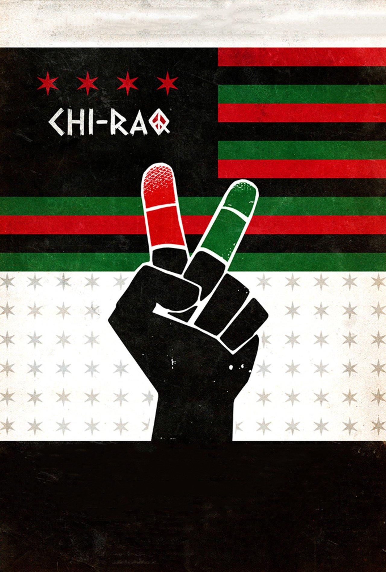 Poster for Chi-Raq