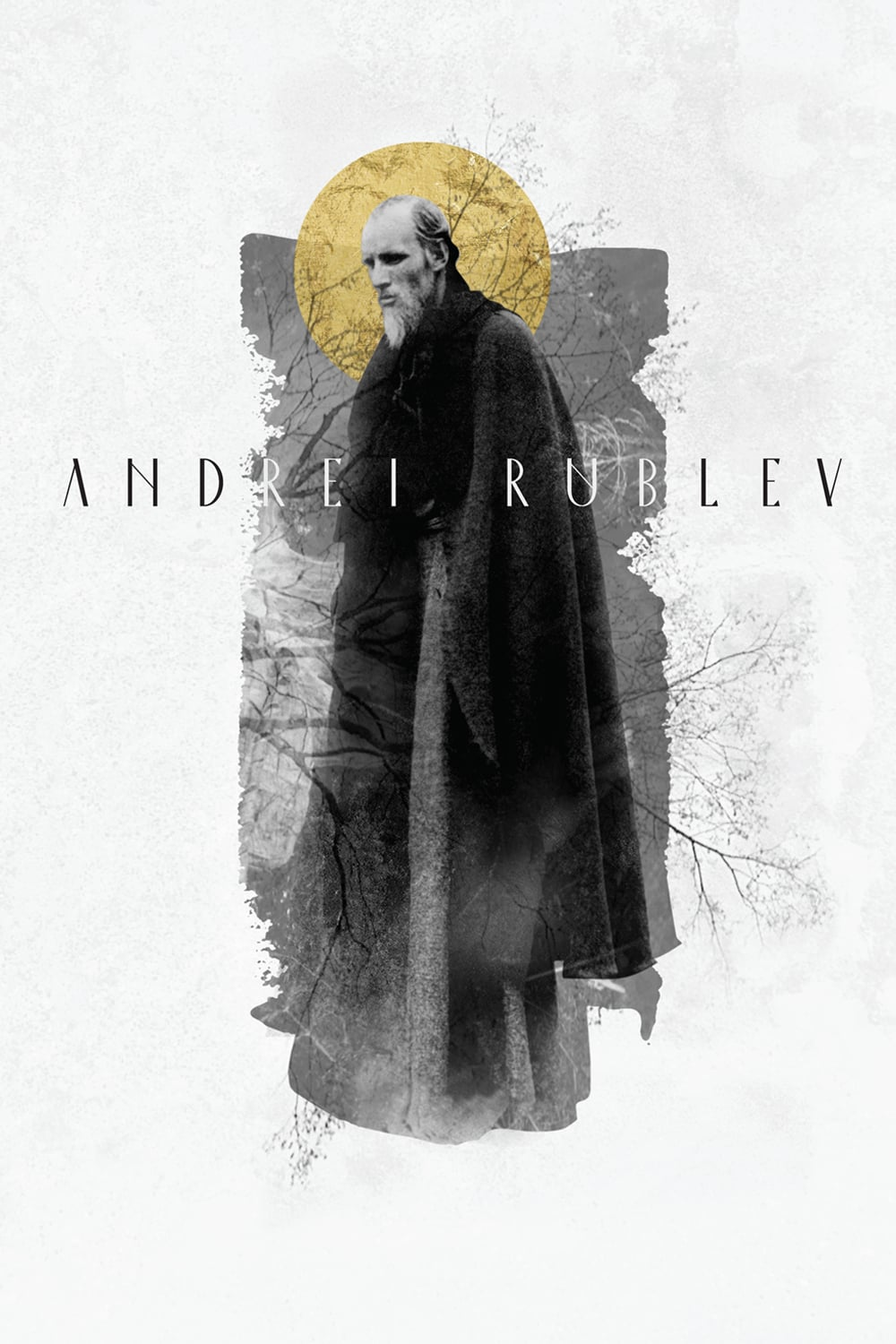 Poster for Andrei Rublev