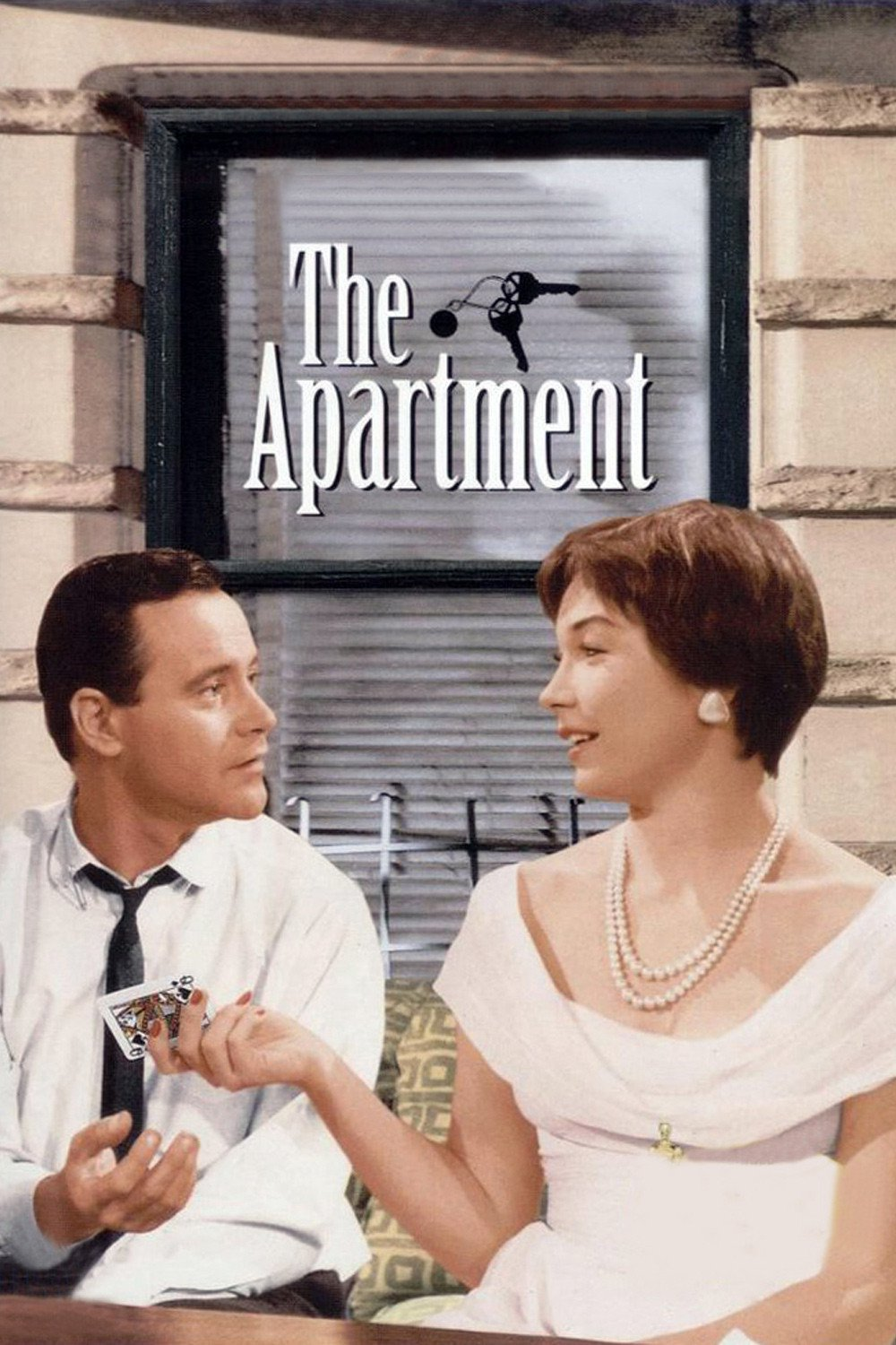 Poster for The Apartment