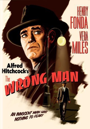 Poster for The Wrong Man