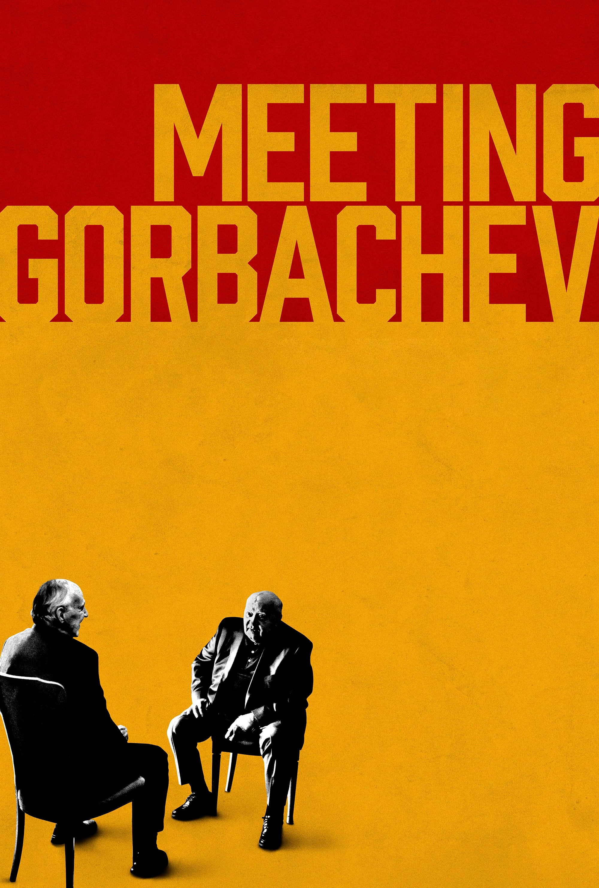 Poster for Meeting Gorbachev