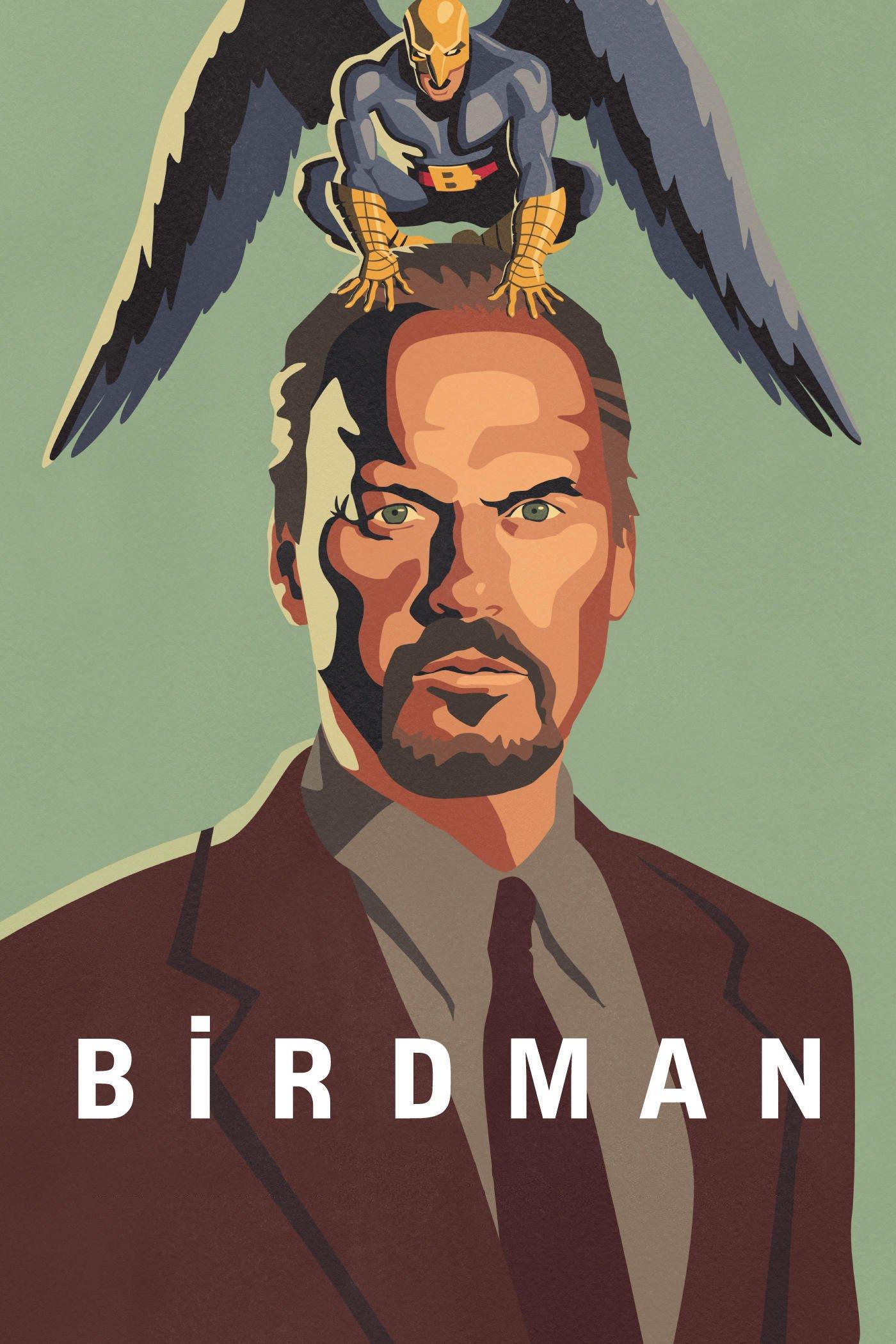 Poster for Birdman
