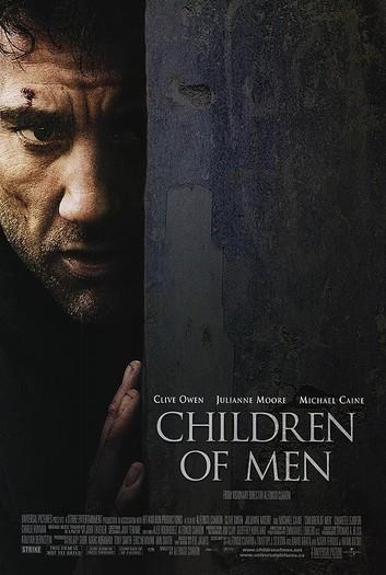 Poster for Children of Men
