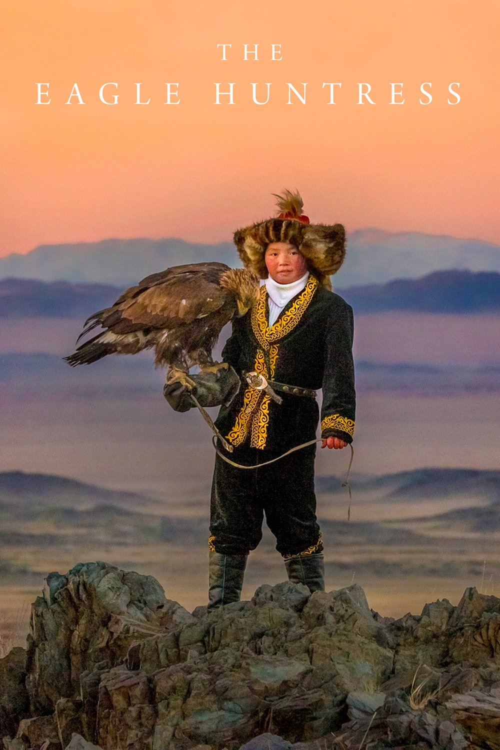 Poster for The Eagle Huntress (Baby Friendly Screening)