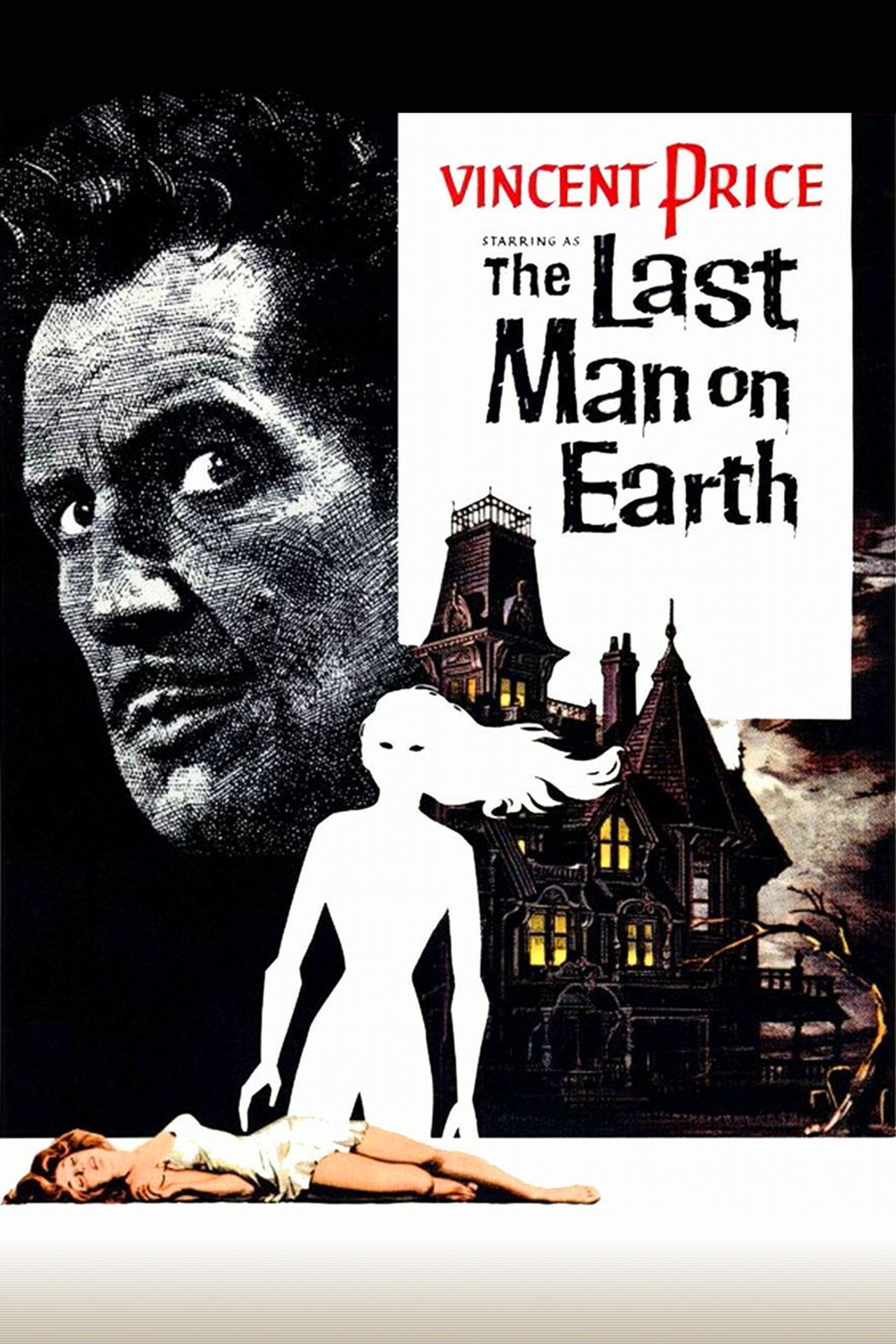 Poster for The Last Man on Earth (1964)