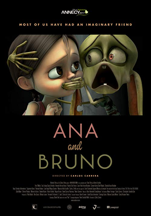 Poster for Ana and Bruno