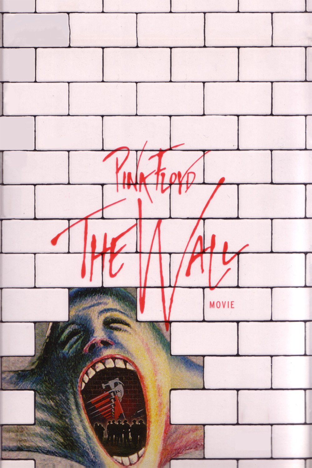 Poster for Pink Floyd: The Wall