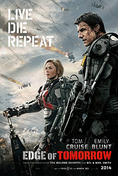Poster for Edge of Tomorrow