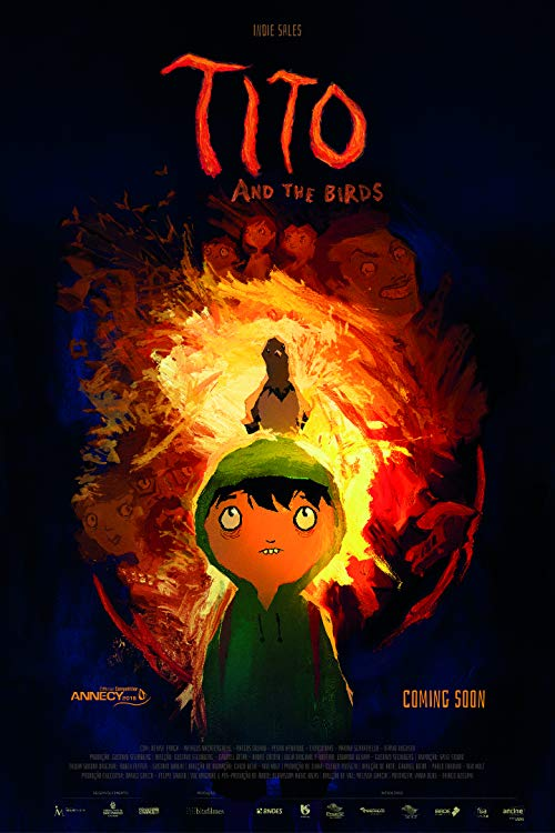 Poster for Tito and The Birds