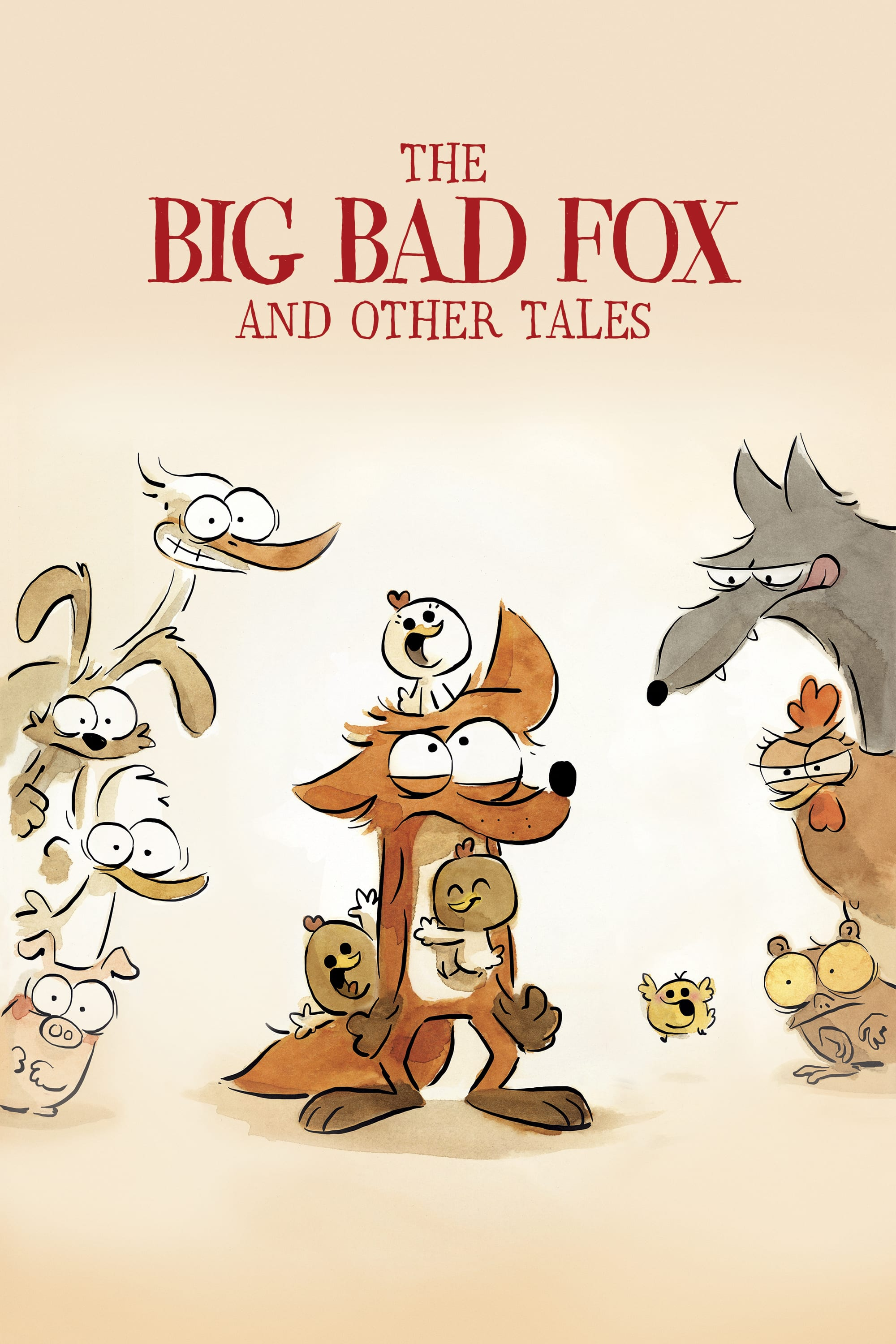 Poster for The Big Bad Fox and Other Tales… (Baby Friendly Screening)